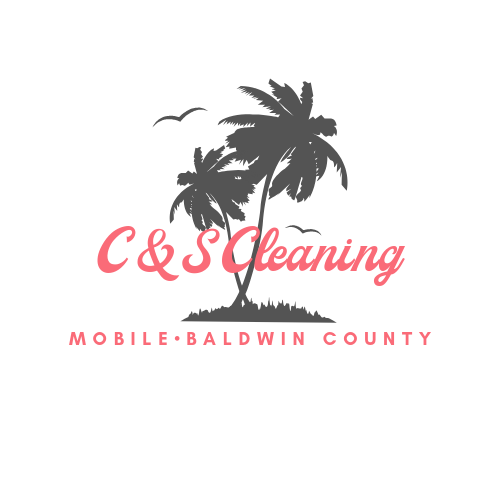 C and S Cleaning Logo